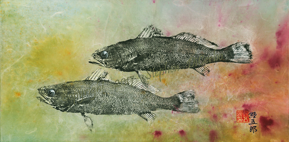 Seatrout-Pair-Direct--grayscale-lo-res-and-scarred-1000-pix